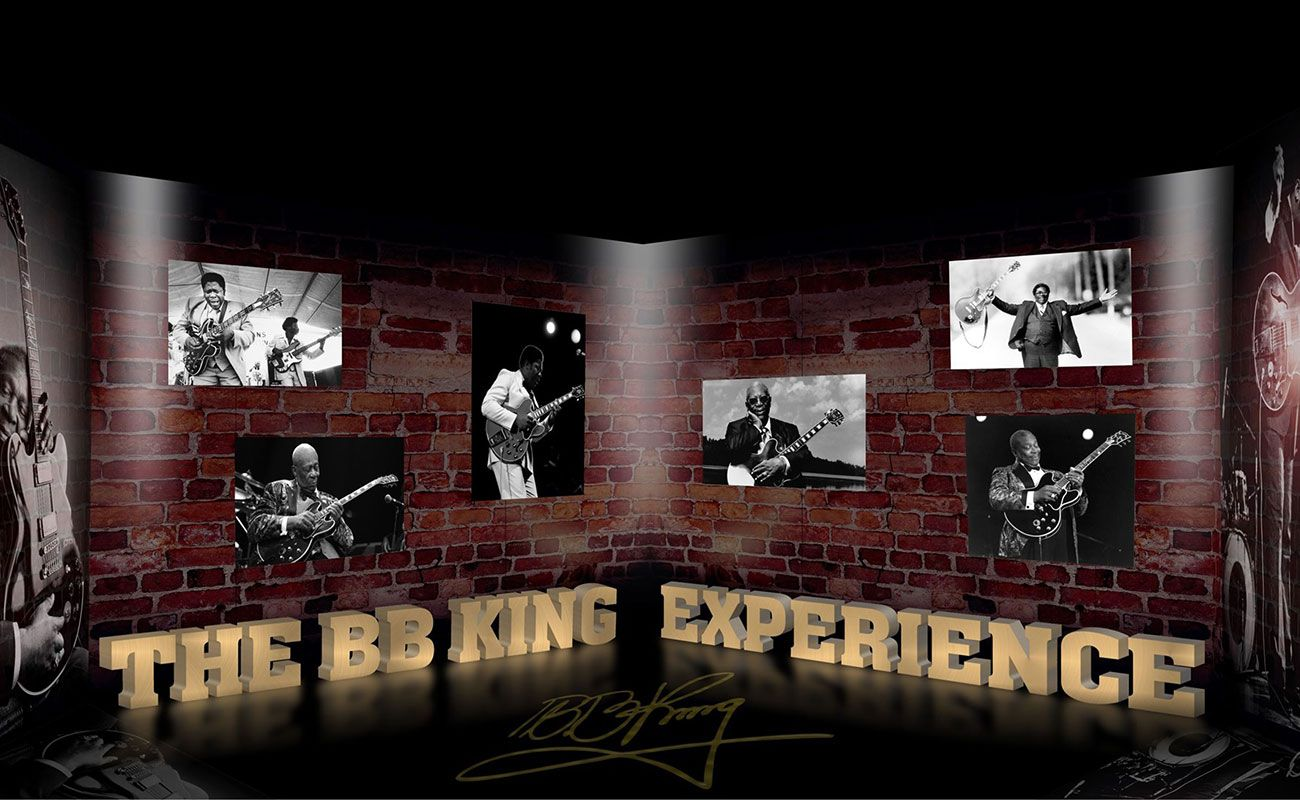 BB KING BLUES BAND featuring MICHAEL LEE